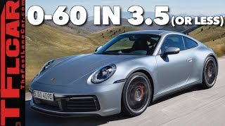 New 2020 Porsche 911 Carrera S: Here's What's Good, Bad and Weird!