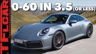 New 2020 Porsche 911 Carrera S: Here