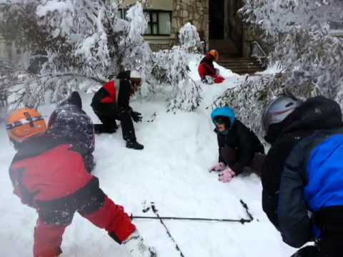 Winter Holiday in Melbourne (Mt. Buller)