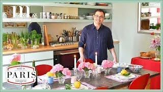 So Erstellen Sie eine Eklektische französische Tisch-Einstellung — Marc J. Sievers