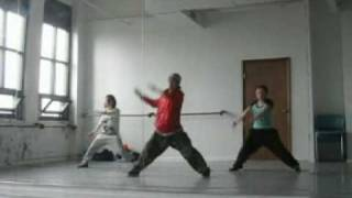 TAKAHIRO is teaching Dance class at [Arts Cure Center] in Astoria N...