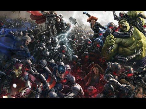 Vingadores 2 filme completo dublado