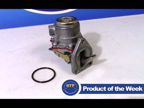 Fuel Lift Pump Deutz - YouTube