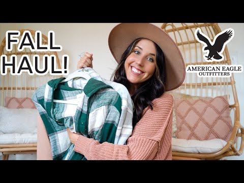 NEW AMERICAN EAGLE & AERIE HAUL & SALES!