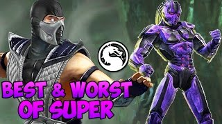 Mortal Kombat X: 100% DAMAGE VORTEX WITH SMOKE! - THE BEST AND WORST OF SUPER #8 (MKX Montage)