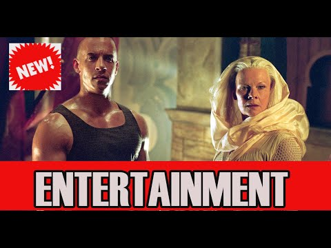 SCANDALS     Vin Diesel wooed Judi Dench for Chronicles of Riddick, actress says