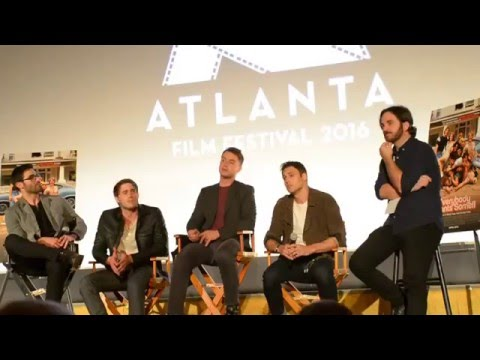 SytonniaLIVE: Everybody Wants Some Q and A At The Atlanta Film Festival