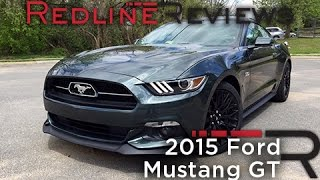 Redline Review: 2015 Ford Mustang GT