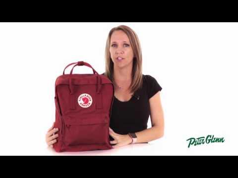 2017 Fjallraven Kanken Backpack Review by Peter Glenn