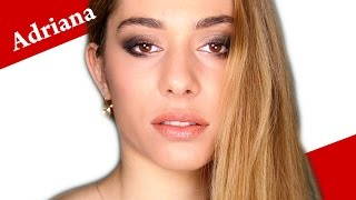 ADRIANA LIMA Victoria Secret Makeup Look Tutorial – Sexy makeup look Thumbnail
