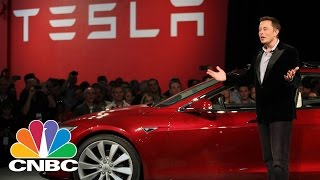 Elon Musk Is Tweeting A Lot Of Info About The Model 3: Bottom Line | CNBC