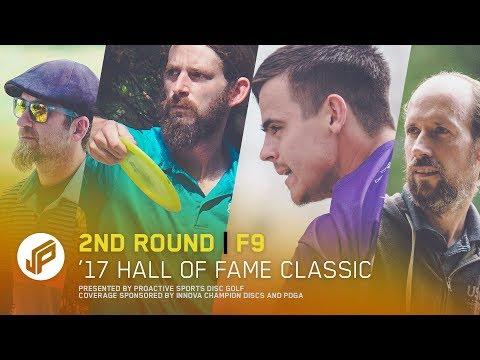 2017 Hall of Fame Classic | Round 2, Front 9 | Conrad, Risley, Johansen, Todd