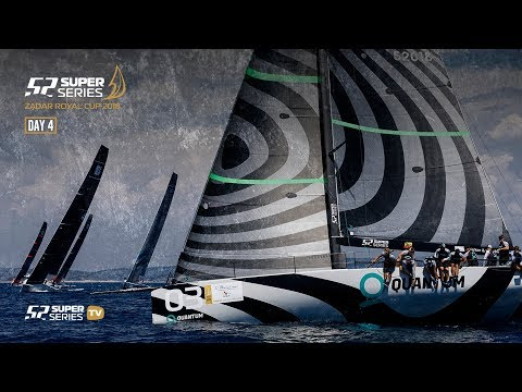 LIVE TV: 52 SUPER SERIES Zadar Royal Cup 2018 – Day 4