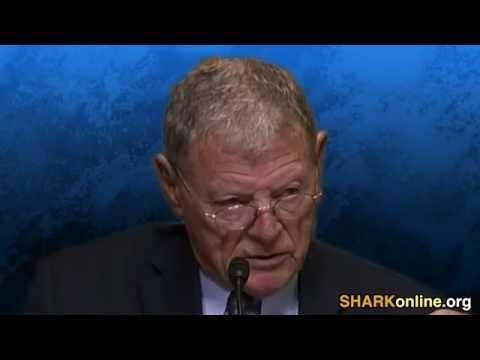 Oklahoma Police Protect Corrupt US Senator Jim Inhofe
