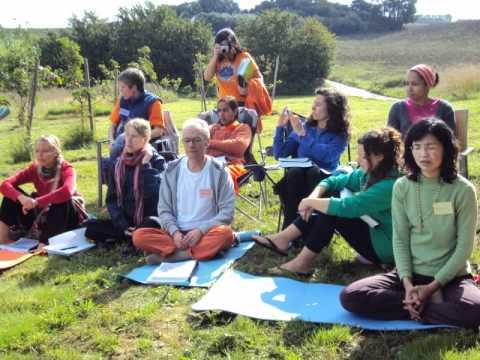 Ananda Marga Yoga Teacher