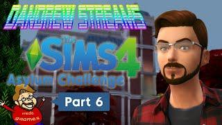 The Sims 4 - Asylum Challenge Part 6 [01/19]