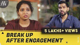 Break up After Engagement| Rj Saru | Tamil Short Film | JFW