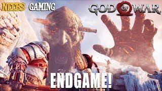 God of War Playthrough - Endgame!
