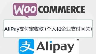 支付宝AliPay WordPress WooCommerce 支付网关插件教程 screenshot 2