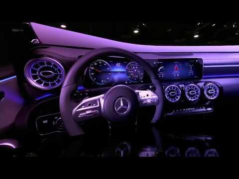 Mercedes Next-Gen Features Revolution (Touch Screen) Information System.