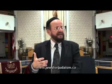 Amazing differences between Christianity & Judaism!) Rabbi M. Skobac
