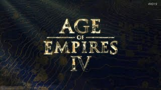 Age of Empires 4 - First Look! (pre-alpha)