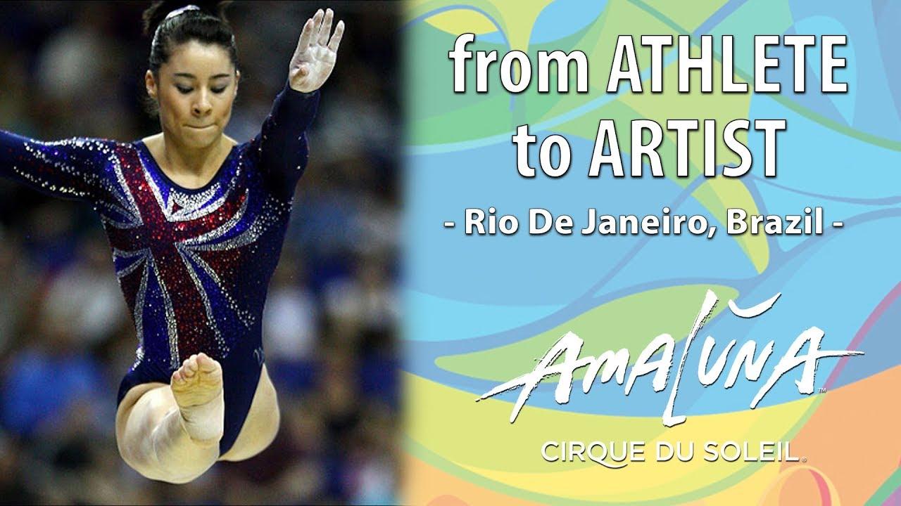 Champion Gymnasts Blossom On The Circus Stage | Athlete To Artist | Amaluna  | Cirque Du Soleil