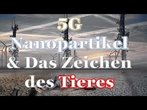 5G - Nanopartikel & Das Zeichen des Tieres