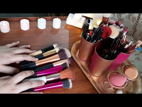 MY MAKEUP BRUSHES: HOW TO USE MAKEUP BRUSHES / HOW TO CLEAN MAKEUP BRUSHES