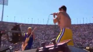 Red Hot Chili Peppers - Dark Necessities- Los Angeles Rams game 2016