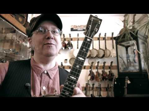 How to Chord a Banjo Ukulele : Banjo Basics