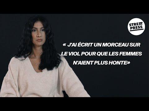 Youtube: «J'ai écrit un morceau sur le viol pour que les femmes n'aient plus honte» | Lyna Mahyem