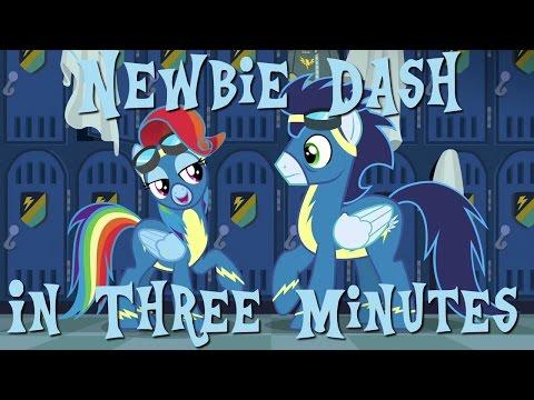 Newbie Dash In Three Minutes