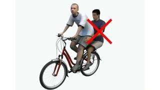 Требование к движению велосипедистов, мопедов, гужевых повозок.