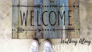 MEMO Short : Walking Along
