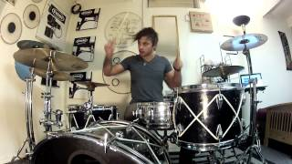 We The Kings - Skyway Avenue (Weston Eriksen Drum Cover)