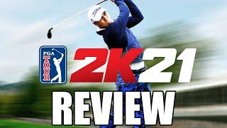 PGA Tour 2K21 Review - The Final Verdict (Video Game Video Review)