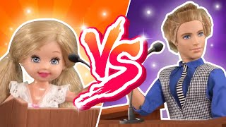 Barbie - Annabelle vs Ken | Ep.243