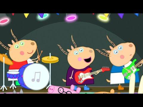 Peppa Pig Full Episodes | Season 8 | Compilation 9 | Kids Video