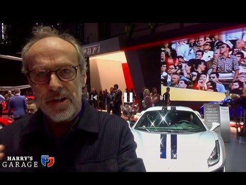 Geneva Motor show 2018 walk around part2 Ferrari, McLaren, Rolls, AMG, Mansory