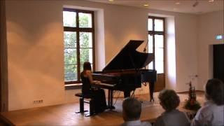 Robert Schumann - Kreisleriana op. 16 - Daria Burlak
