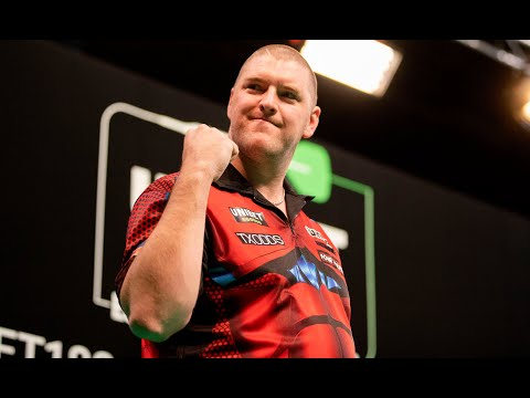 """Daryl Gurney: """"I've had my longest break but I'm ready to come back and kick ass"""""""
