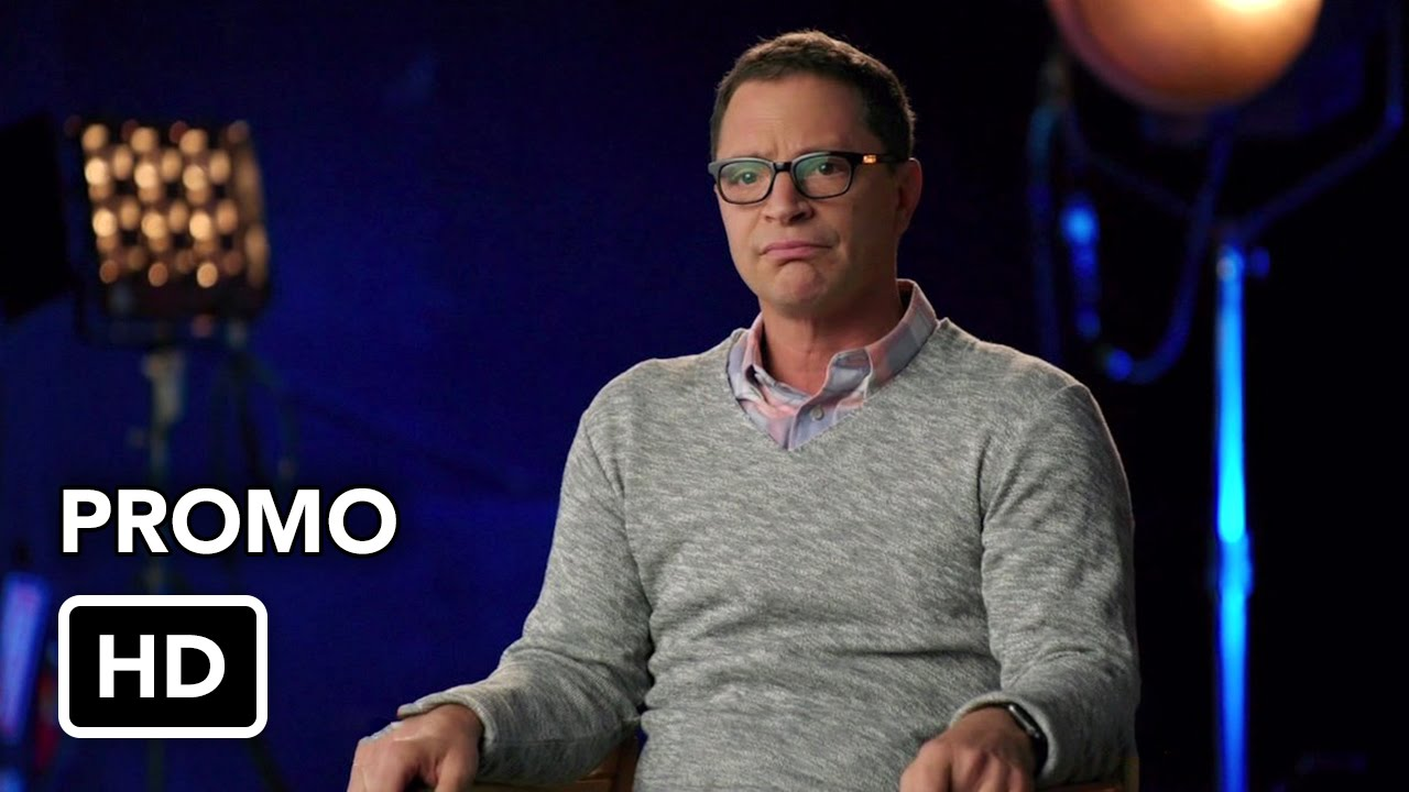 "The Muppets ABC ""Joshua Malina Looks Like Kermit"" Promo HD"