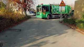 Så gör vi biogas