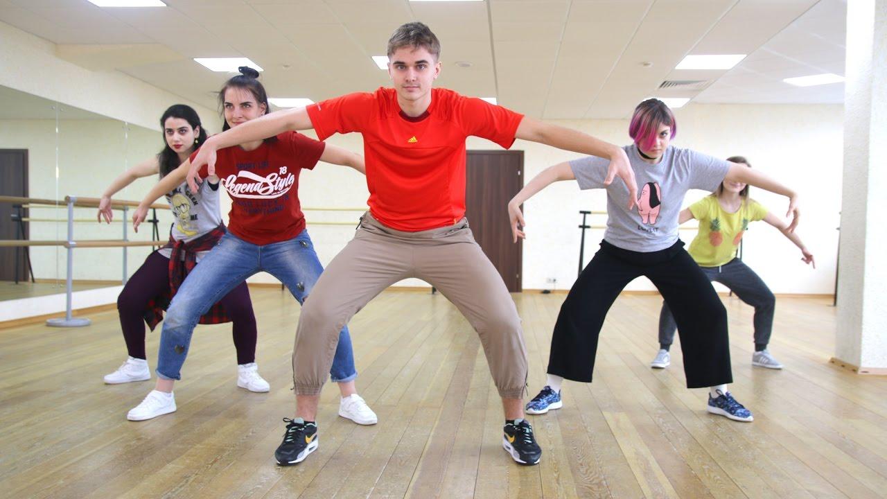 Как сделать самой танец 693