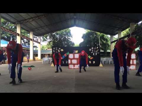 MATH SAYAW CHAMPION DIVISION OF CEBU PROVINCE (TAYUD NATIONAL HIGH SCHOOL - TAYUD PERFORMING ARTS)