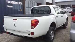 Обзор крышки кузова  на длинный кузов для Mitsubishi L200 (Triton)