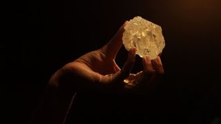 Largest rough diamond in the world estimated to sell for $70 mn