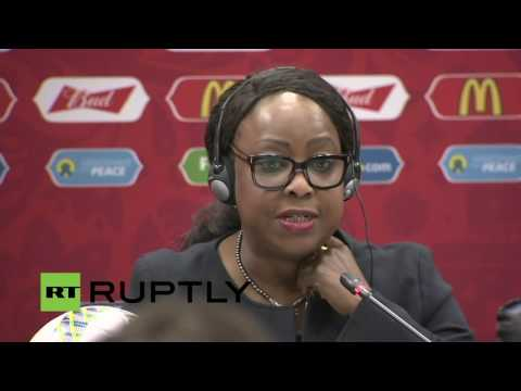 LIVE: New FIFA GenSec to inspect 2018 World Cup preparations in Moscow: press conference