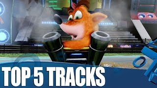 Crash Team Racing Nitro-Fueled - 5 Tracks We Can